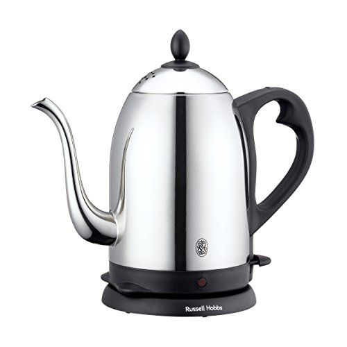 Russell Hobbs Electric Cafe Kettle 1.2L 7412JP Russell Hobbs