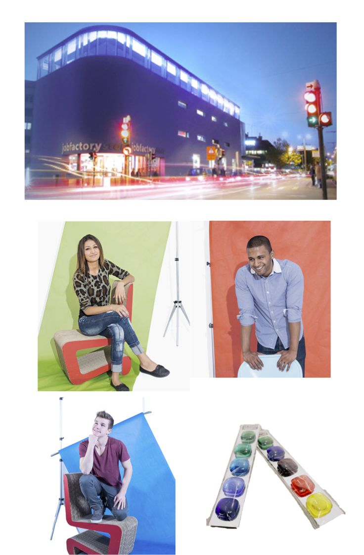 Die Jobfactory ist eine Sozialinstitution in Basel, die vielen Jugendlichen Berufspraktika anbietet.  Mehr zu den Geschichten von Cemile, Thili und Louis (im Bild) finden Sie hier: http://www.jobfactory.ch/index.php?option=com_content&task=blogcategory&id=102&Itemid=118  Braucht dein Büro ein paar Farbtupfer? Die Jobfactory offeriert drei 5er Sets von ihren bunten Magneten an kreative Bürolisten. Mehr dazu auf unserer FB Seite: www.facebook.com/faircustomer