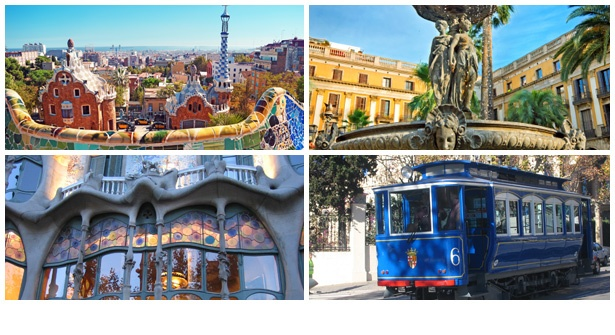 Dash to the Spanish coast on a sizzling 4* escape to Barcelona for two – journey to one of Europe's shining cultural gems