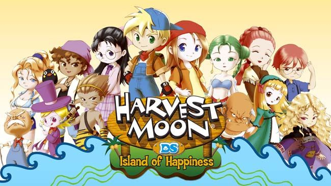 How To Get A Girlfriend On Harvest Moon Ds