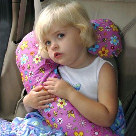 Almohada para coche