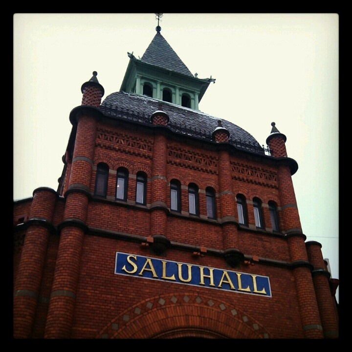 Östermalms Saluhall, Stockholm. Photo by UllaLydia feat Instagram