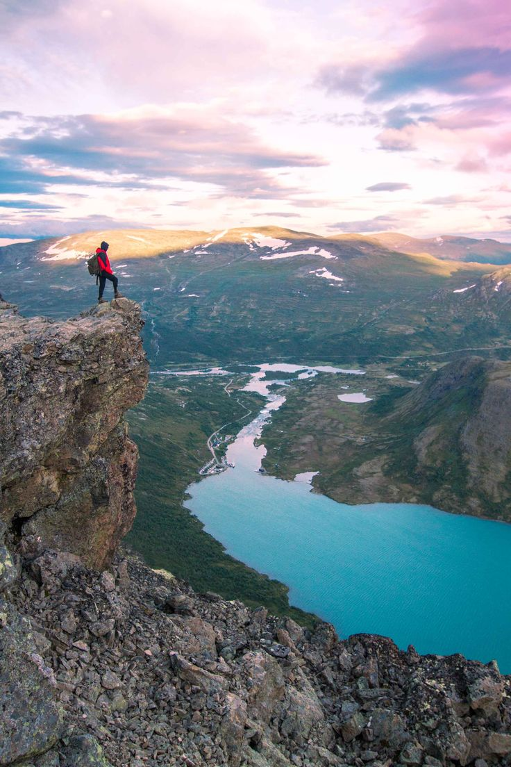 Besseggen is one of the best and most thrilling hikes in the world by National Geographic, with a good reason I believe. Norway | travel |