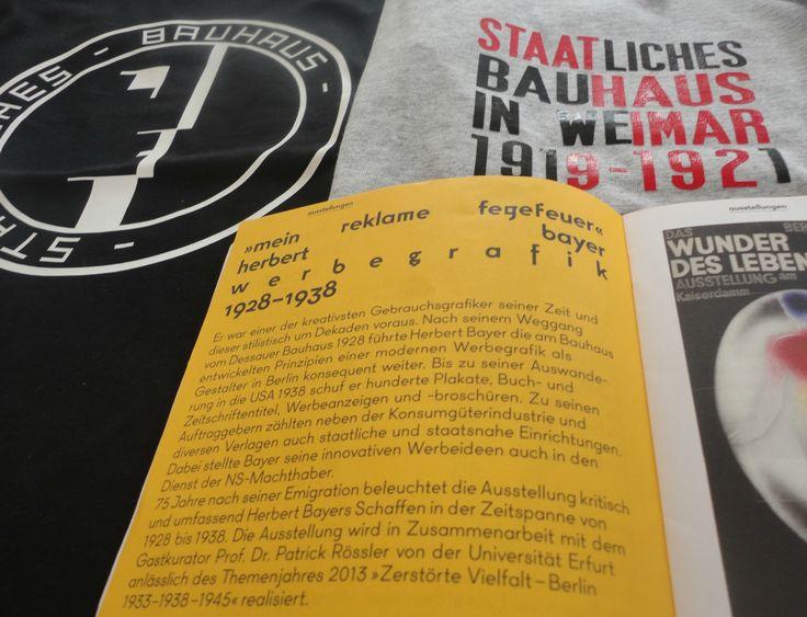 Less is more Bauhaus Tees Tribute