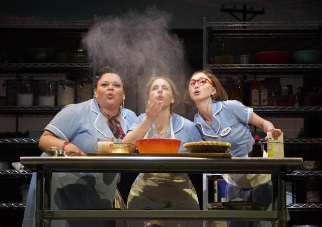 Waitress the Musical - Sugar, Sugar - review