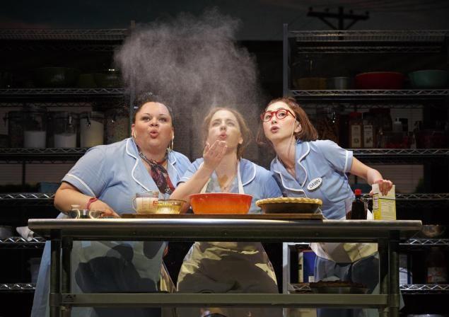 Waitress the Musical - Sugar, Sugar - review
