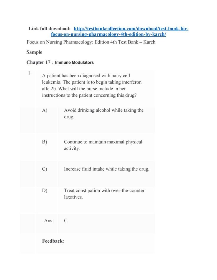 Test bank for essentials of human anatomy and physiology 10th ...