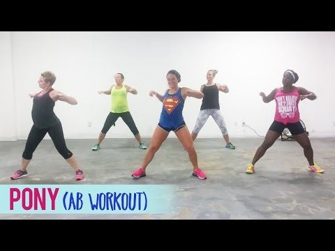 Ginuwine - Pony (Dance Fitness with Jessica) - YouTube