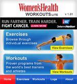 Free Women's Health Workout App