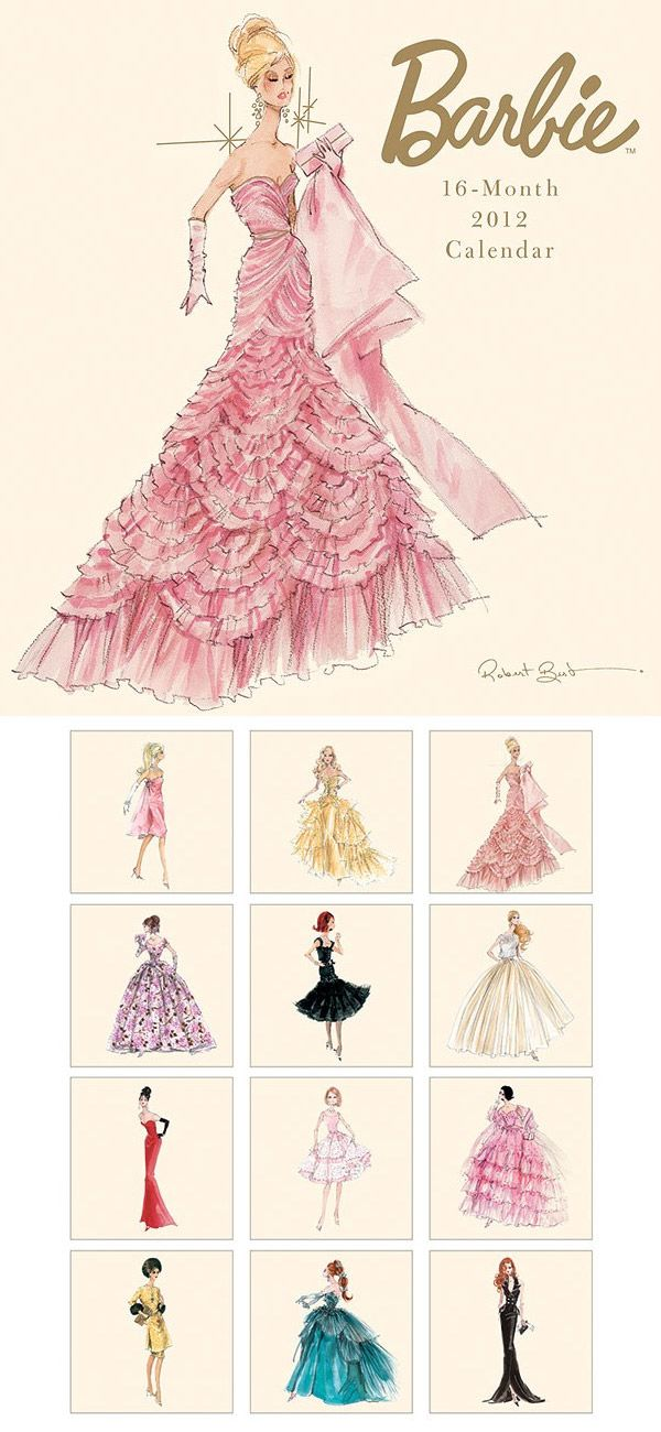 (¯`'•.ೋ…          Robert Best- Fashion Designer for Barbie…