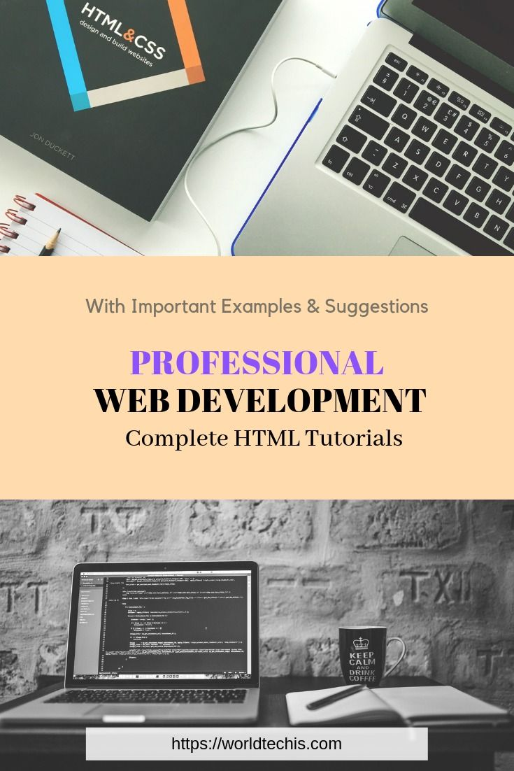 Html Introduction For Beginners With Example With Images Html Tutorial Web Development Tutorial Web Design Tips