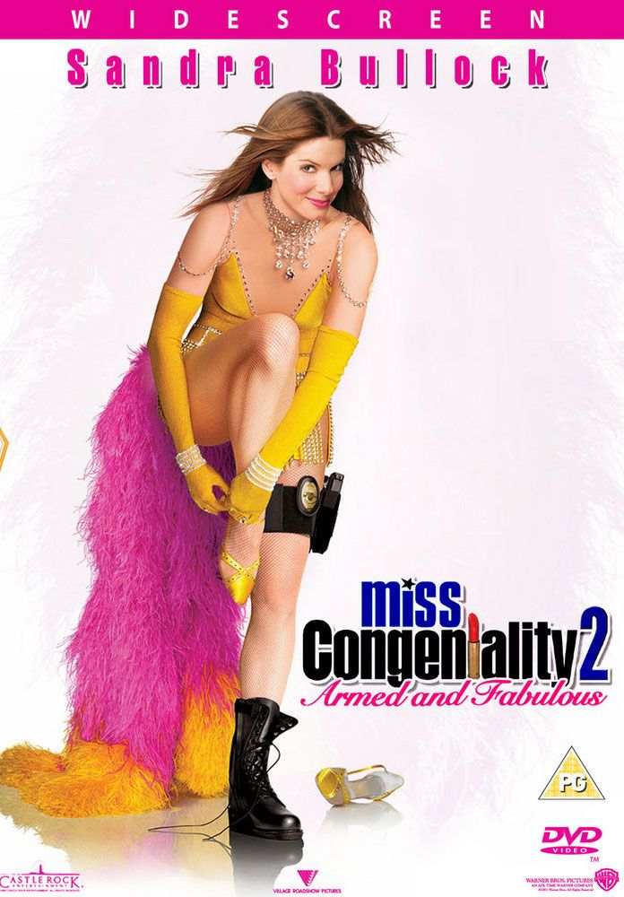 Miss Congeniality 2 - Directed by John Pasquin. With Sandra Bullock, Regina King, William Shatner, Enrique Murciano.