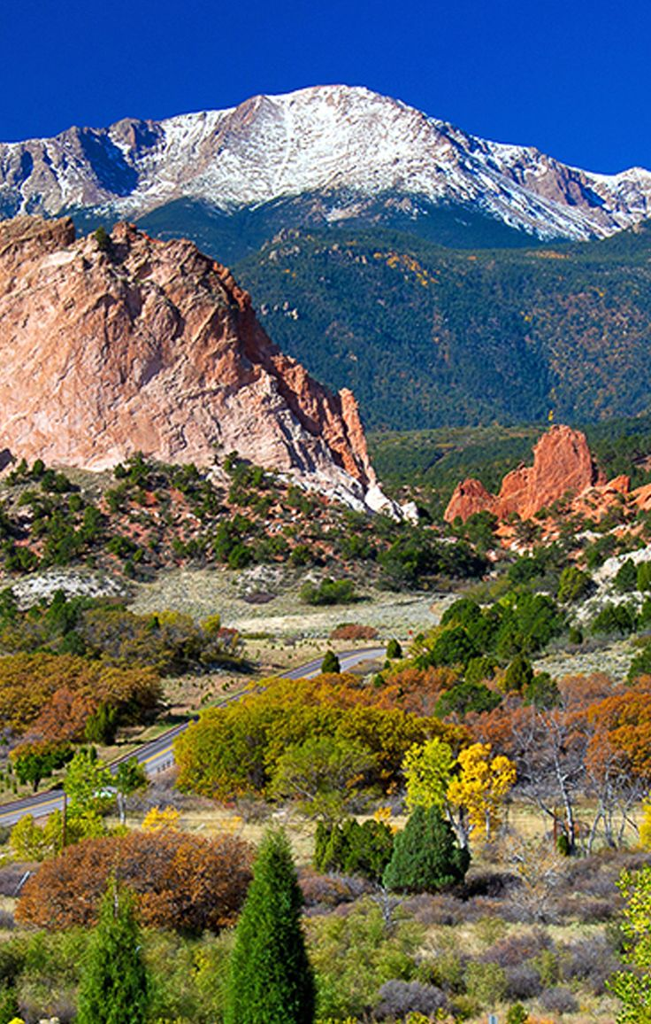 163 best pikes peak america 39 s mountain images on pinterest for Secret garden colorado springs