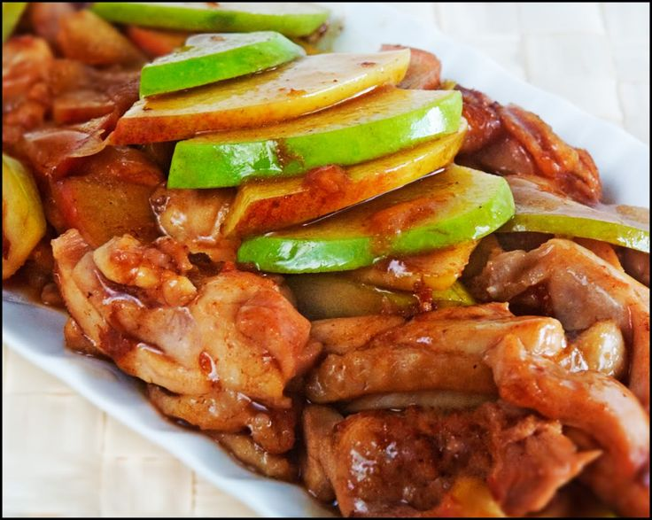 chicken curry apple stir fry stir fry thai chicken and pine apple stir ...