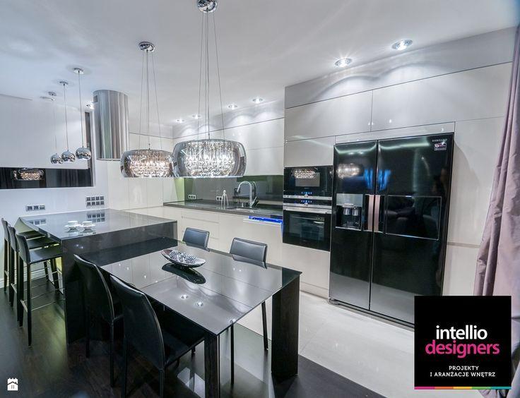 Kuchnia - zdjęcie od Intellio designers projekty wnętrz - Kuchnia - Styl…