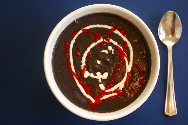 black bean soup | recipes | Pinterest | Black Bean Soup, Black Beans ...