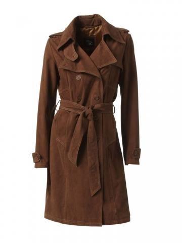 Чистка замшевое пальто