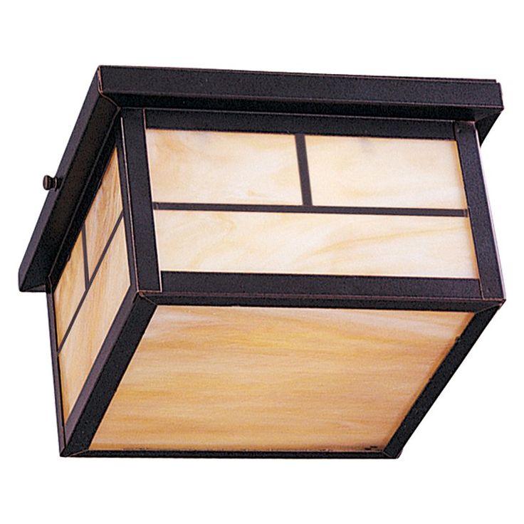 Maxim Coldwater LED 55059HOBU Outdoor Flush Mount Light - 55059HOBU