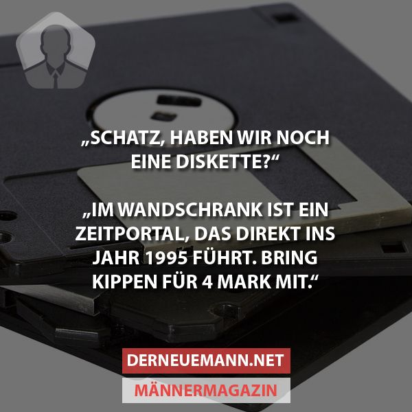 Diskette #derneuemann #humor #lustig #spaß