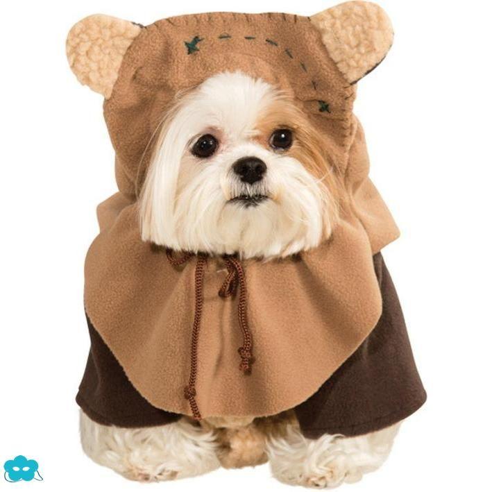 Disfraz de Ewok Star Wars para perro                                                                                                                                                                                 Más