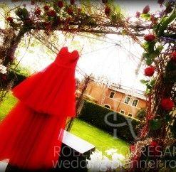 Matrimonio in rosso e nero ~ Roberta TorresanRoberta Torresan