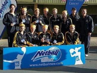 Ku-ring-gai Netball Association's under-12s rep team won the state age championships at Gosford.