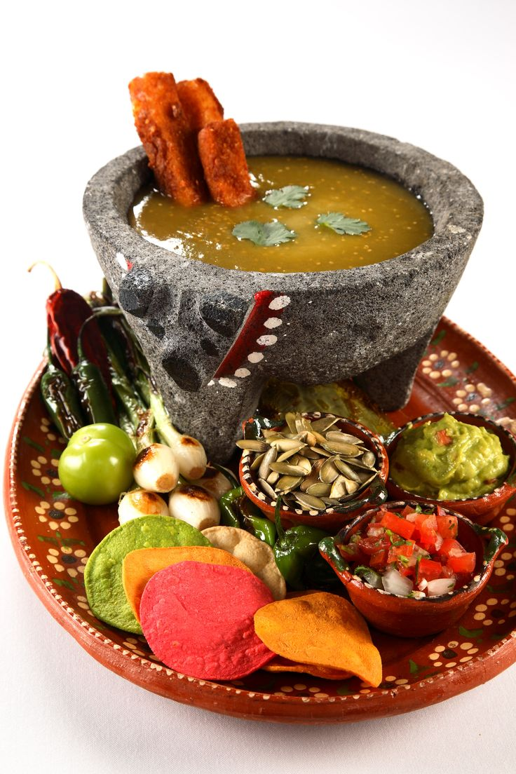 In Mexico, an exotic cuisine is waiting for you. #Mexicanfood #IBEROSTAR #Gastronomy