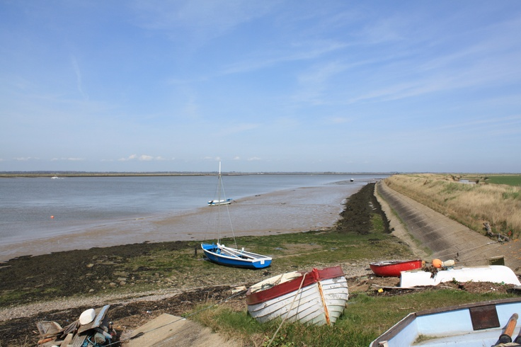 Foulness Island. Foulness is the largest of the Essex islands and the fourth largest island off the coast of England. It is located near Southend-on-Sea and its vast and lonely stretches of isolated marshland are a stark contrast to the hustle and bustle of Essex favourite seaside resort. http://www.visitessex.com/discover/maritime/Foulness_Island.aspx