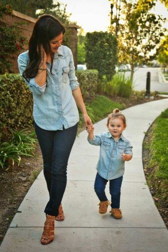 Mother and Daughter Matching Outfit Ideas picture 3. Cute Mommy and Me  Outfits ... 3be175c0083b