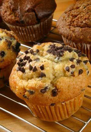 Muffin Bimby Nutella