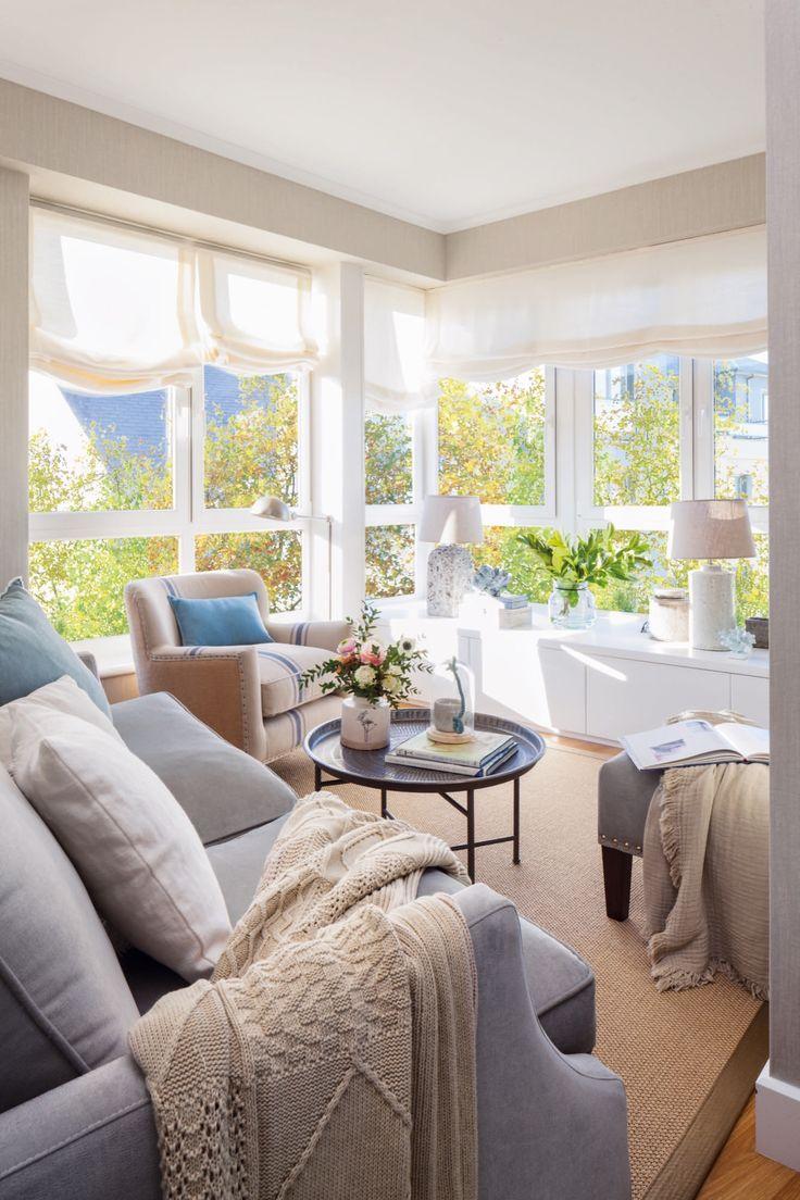 M s de 25 ideas incre bles sobre decoraci n sof beige en - Como decorar mueble salon ...