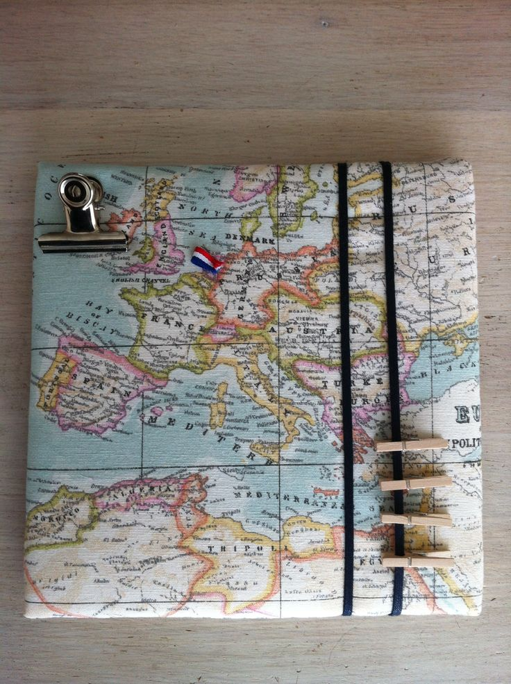 Memobord 20x20 maps 12 best passport graphics
