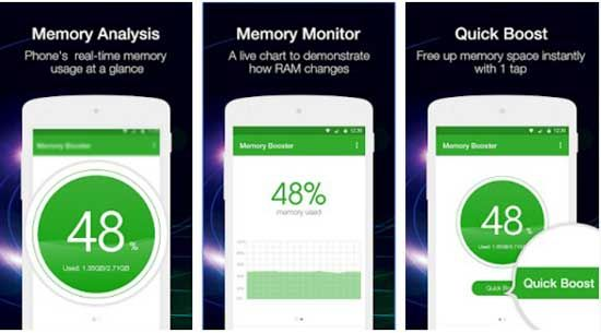 Memory Booster v7.0.5 Cracked Apk is an android application that you can use to improve the performance of RAM on your Android phone