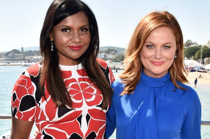 Amy Poehler, Mindy Kaling on Inside Out and More -- Vulture