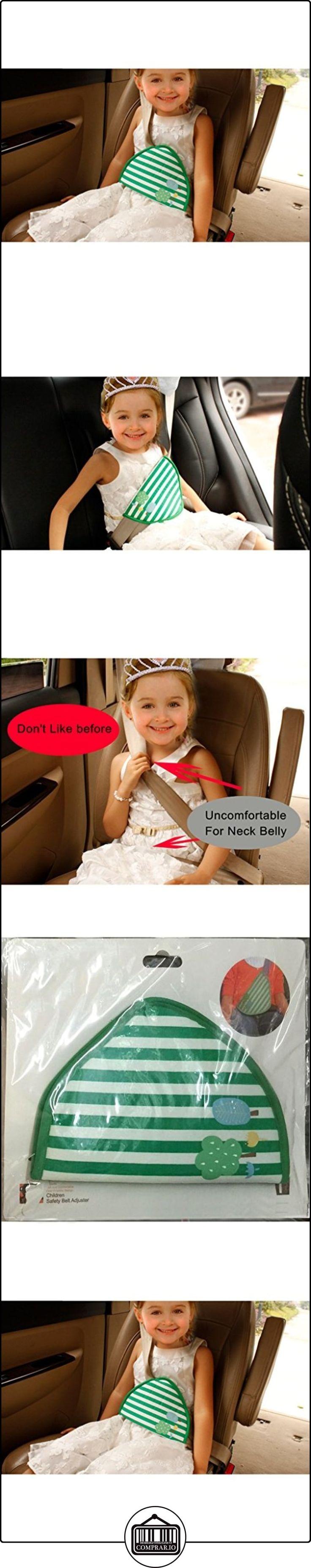 Vine Auto seguridad infantil cubierta de proteccion ajustador hombro cinturon de seguridad titular?Verde?  ✿ Seguridad para tu bebé - (Protege a tus hijos) ✿ ▬► Ver oferta: http://comprar.io/goto/B01LA3X3WW