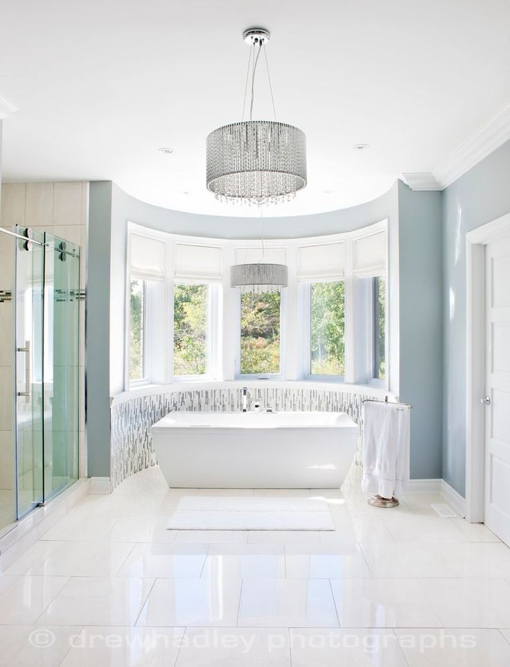Web Photo Gallery  Custom Master Bathroom Designs by Top Designers Worldwide