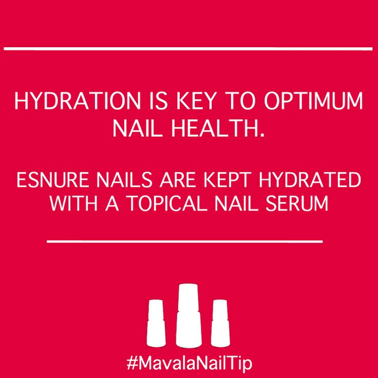 #MavalaNailTip for healthy looking natural nails