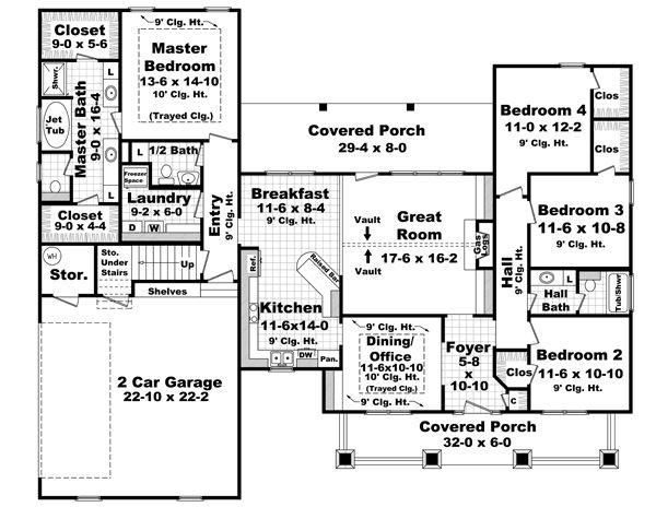 . 39 best House Plans images on Pinterest