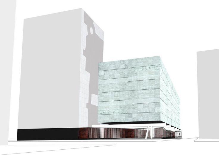 Resultados Concurso Edificio Ministerio de Obras Públicas Valparaíso