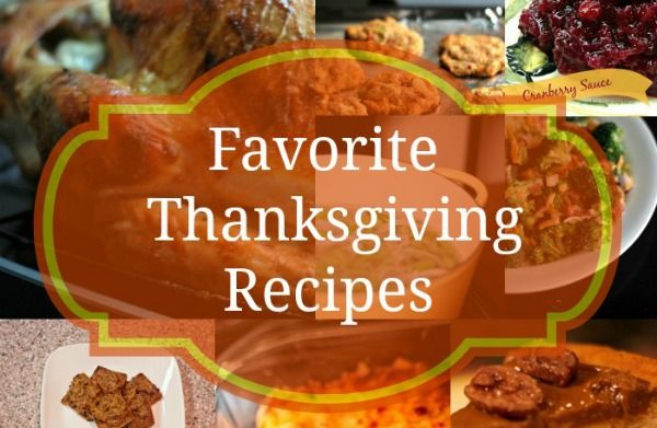 The best thanksgiving dinner ever 14 of our favorite for Best dinner ideas ever
