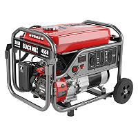 Black Max 3,550W / 4,375W Portable Gas Powered Generator - Sam's Club