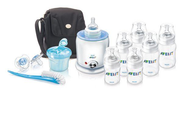 12-teiliges Flaschen - Set PP, Classic Line inklusive Elektrischem Babykostwärmer von Philips Avent. Der Philips AVENT Flaschen- und Babykostwärmer ermöglicht schnelles und sicheres Erwärmen von abgepumpter Milch und Babykost.   #Ernährung #Avent #Philips #Nahrung #Baby #Set #Babykostwärmer #Onlineshop #Kidsroom