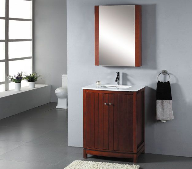 17 best ideas about discount bathroom vanities on for Cheap toilet and sink set