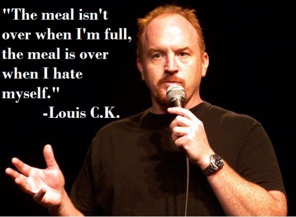 Hilarious Louis CK Quotes