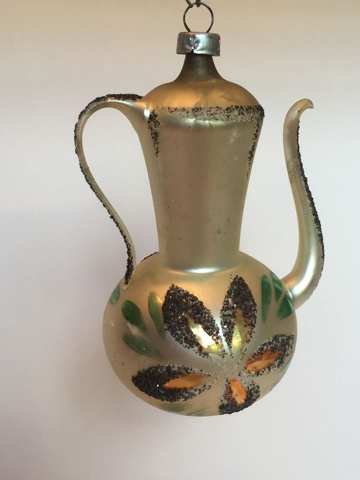 Italian Glass Coffee Maker : 17 Best images about Christmas on Pinterest Snowflakes, Felt ornaments and Felt christmas trees