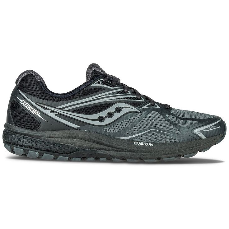 Chaussure de course homme Saucony Ride 9 Reflex men's running shoes – Soccer Sport Fitness  #soccersportfitness #saucony #running #sport #fitness #findyourstrong #courseapied #courir