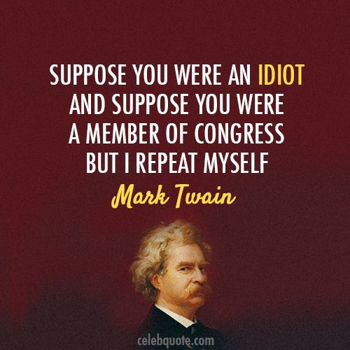 Mark Twain Quotes: 17 Best Images About Quotes: Mark Twain On Pinterest