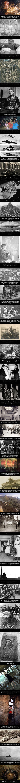 36 rare photographs of history