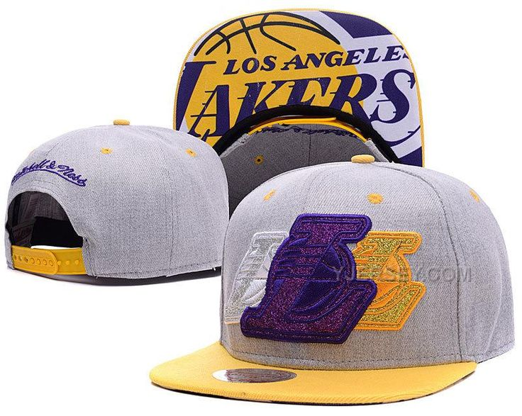 http://www.yjersey.com/nba-lakers-grey-mitchell-ness-adjustable-hat-yd.html Only$25.00 #NBA #LAKERS GREY MITCHELL & NESS ADJUSTABLE HAT YD Free Shipping!