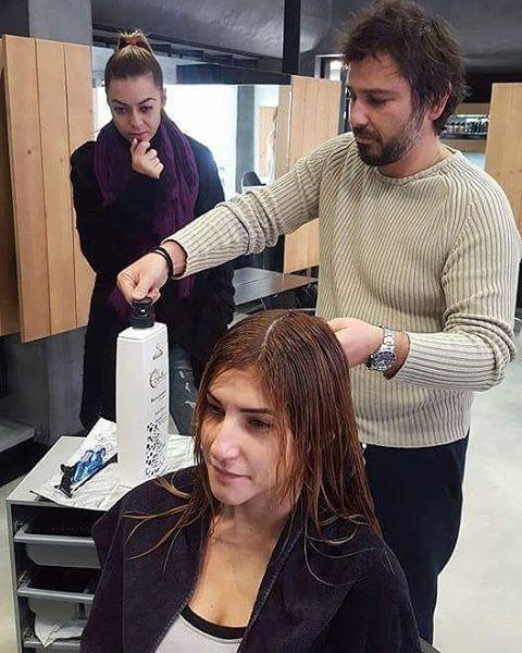 Treinamentos Sweet Hair em Atenas, Grécia. Sucesso mundial! #sweet #hair #sweethairprofessional #thefirstsweethair #sweethairnomundo